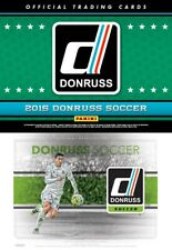2015 & 2016 DONRUSS SOCCER - COMPLETE BASE SETS 300x Cards (5 Day) MESSI RONALDO