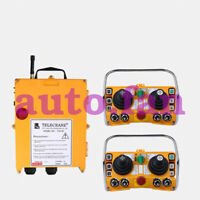 For F24-60 Radio Crane remote control 2x Transmitter +1x Receiver DC 24V