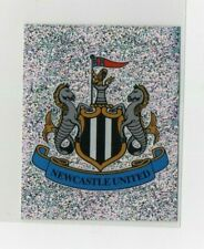 Merlin premier league football sticker 2003 Newcastle United Team Badge No 411