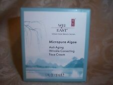 Wei East Micropure Algae Anti-Aging Wrinkle Correcting Face Cream