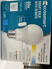 Eco smart Smart Bulb With Remote