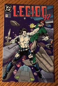 DC Comics L.E.G.I.O.N. 92 #47 December 1992