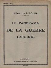 LE PANORAMA DE LA GUERRE 1914-1918  fascicule N° 76