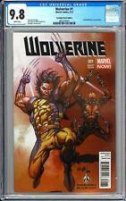 Wolverine #1 CGC 9.8 WP 2013 3802375021 Forbidden Planet Variant Edition!