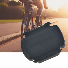 Cycling ANT+ Bluetooth Wireless Speed Cadence Sensor For Garmin Bryton Bike GPS