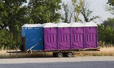 Porta Potty Portable Bathroom Rental BUSINESS PLAN + MARKETING PLAN = 2 PLANS!