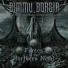 Dimmu Borgir - Forces Of The Northern Night [New CD] With DVD, Digipack Packagin