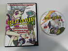 DEAD LEAVES DVD + MUCHOS EXTRAS MANGA SELECTA VISION CASTELLANO ENGLISH JAPONES