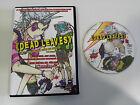 DEAD LEAVES DVD + MUCHOS EXTRAS MANGA SELECTA VISION CASTELLANO ENGLISH JAPONES
