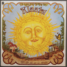 """KLAATU """"klaatu 3:47 E.S.T."""" 1976 album Canada Rock 33rpm LP record 12"""" vinyl"""