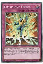 Explosion Eroica - Hero Blast YU-GI-OH! SDHS-IT036 COMMON 1 Ed