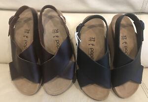 Women Papillio Samira Wedge Slide Sandals 1.6 in Heel NEW / Choose Size & Color