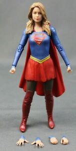 DC Collectibles Supergirl Action Figure Based on CW TV Show LOOSE