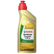 1 Liter Castrol Syntrax Longlife 75W-90