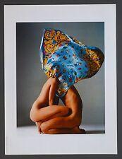 Richard Avedon Limited Edition Photo 30x45 Kara Young & Reinaldo f. Versace 1995
