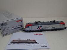 Märklin H0 36658 Elektrolokomotive BR 494 Mercitalia Rail TRAXX Dig mfx Sound