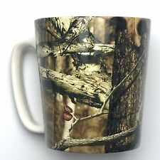 Mossy Oak Break-Up Infinity Camo Coffee Mug Cup Hunters Camouflage Collectable