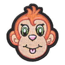 Heck The Spunky Monkey Patch, Zoo Animals Patches