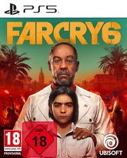 Far Cry 6 - PS5 Playstation 5 - NEU OVP - UNCUT