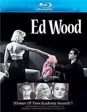 Ed Wood With Johnny Depp Blu-ray Region 1 786936826661