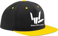 Share the Love Snapback Baseball Cap