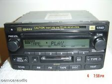 Toyota 4runner Rav4 Radio AM FM 6 Disc Changer CD Player JBL 03 04 05 A56837