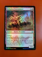 1x Kolaghan Forerunners   FOIL   Dragons of Tarkir   MTG Magic Cards