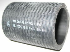 Mercedes M119 V8 Engine Water Pump Coolant Hose Pipe A1192030382