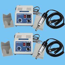 New Listing2set Dental Lab Marathon Micromotor 35k Rpm E Type Electric Motor Handpiece Dtu