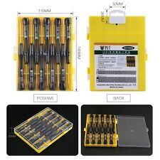 Precision TORX Screwdriver Tool T3 T4 T5 T6 PH0 PH00 PH000 Star1.5 -2.0 Y2.5 Kit