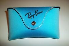 Ray Ban sunglasses soft CASE ONLY authentic New BLUE XL