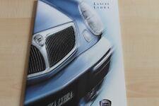 135942) Lancia Lybra + SW Prospekt 3/2000