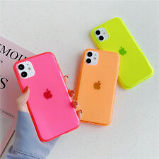 For iPhone 12 11 Pro Max XS Max 8 7 Shockproof Girls Ultra Slim Phone Case Cover