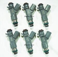 Set of 6-NEW DENSO OEM Fuel Injectors 08-16 HONDA ACURA 3.5L 3.7L V6 16450R70A01