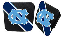UNC TAR HEELS RUBBER TRAILER HITCH COVER-NORTH CAROLINA HITCH COVER