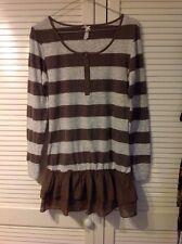 Next Size 10 Cotton /polyester Dress