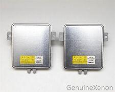 2x NEW! BMW 63126948180 Xenon Ballasts HID Headlight Control OEM E90 E91