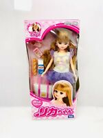Licca Doll TAKARATOMY Licca chan LD-14 Happy Shopping Doll