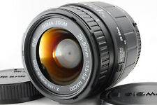 [Excellent SIGMA ZOOM 28-80mm f/3.5-5.6 Macro For Pentax KAF w/ Caps