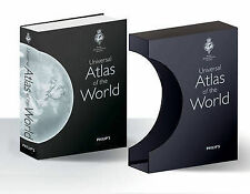 Philip's Universal Atlas of the World by Octopus Publishing Group (Hardback, 200