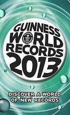 Guinness World Records 2013 (Hardback)