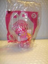 Mc Donald's My Little Pony 2014, #2 Pinkie Pie, Happy Meal Toy NEW in Bag
