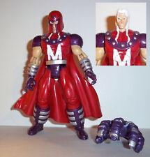 X-MEN X-force 2001 MAGNETO marvel toy biz complete