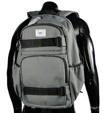 Vans 2016 Carry Jetter SkatePack Mens Gray/Black Backpack School Laptop Bag