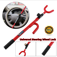 Auto Car Anti-Theft Security System Steering Wheel Lock SUV Truck Universal US!!