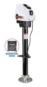 3500lbs Electric Power Tongue Jack for RV Trailer & Camper 26042