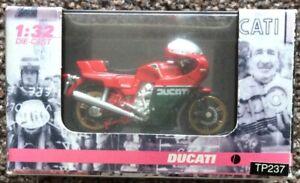 DUCATI MH900 Replica 1979 - MOTORCYCLE MODEL - 1/32 MOTORBIKE Boxed Newray Toys