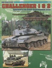 Challenger I & 2 - British Armor (2000, Concord Publications) British Tanks
