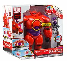 BIG HERO 6 Disney - DELUXE FLYING BAYMAX + HIRO by Giochi Preziosi
