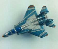 Micro Machines Vehicle FUNRISE F15 Sun Color Change Jet Fighter Air Plane Plane